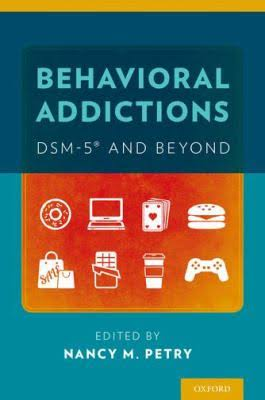 eBook - Behavioral Addictions: DSM-5? and Beyond