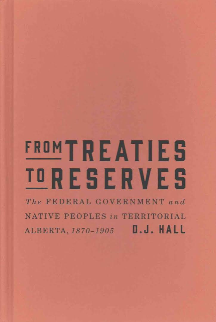 eBook - From Treaties to Reserves