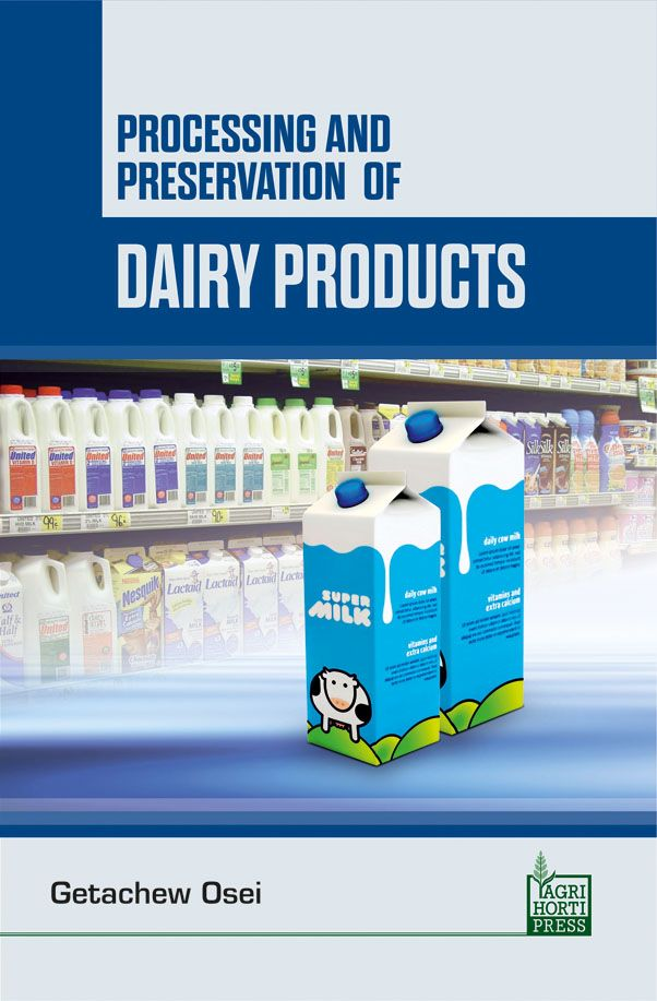 eBook - Processing and Preservation of Dairy Products